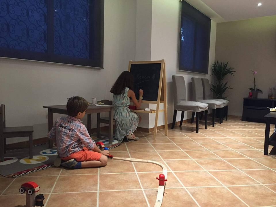 Clinique à Alger : attente occupation