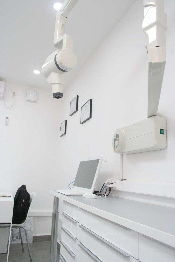 Clinique à Alger : salle de soins et chirurgie deux