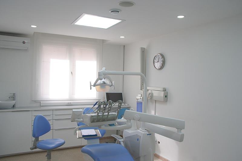 Clinique à Alger : salle de soins