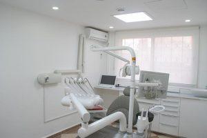 نظافة و تعقيم - غرفة العلاج