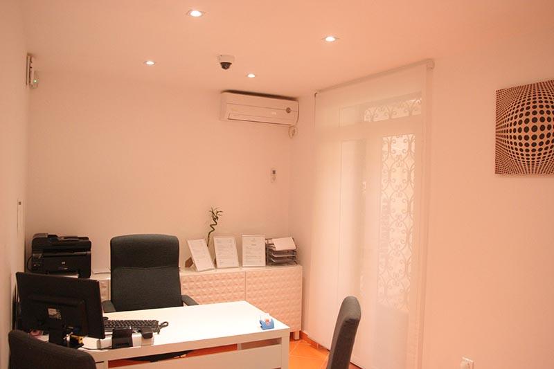 Clinique à Alger : bureau